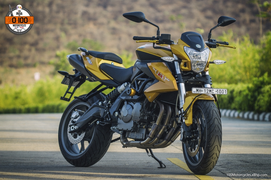 Bike #21: DSK Benelli TNT 600i - The Special Edition - xBhp