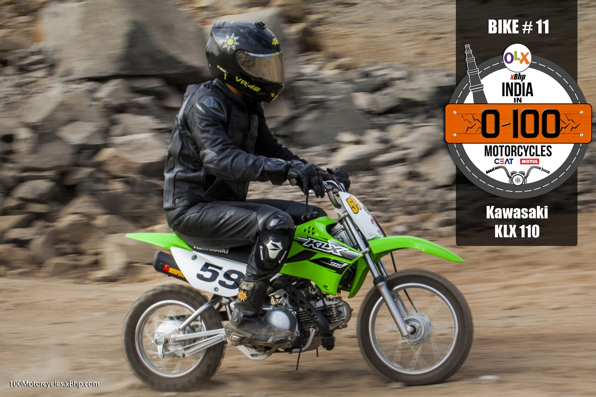 bike  kawasaki klx    step xbhp presents india    motorcycles