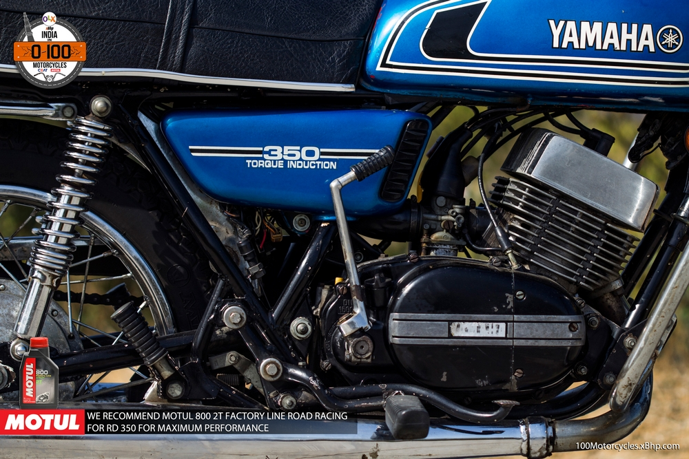 Bike #23: Yamaha RD 350 – Blast from the Past - xBhp