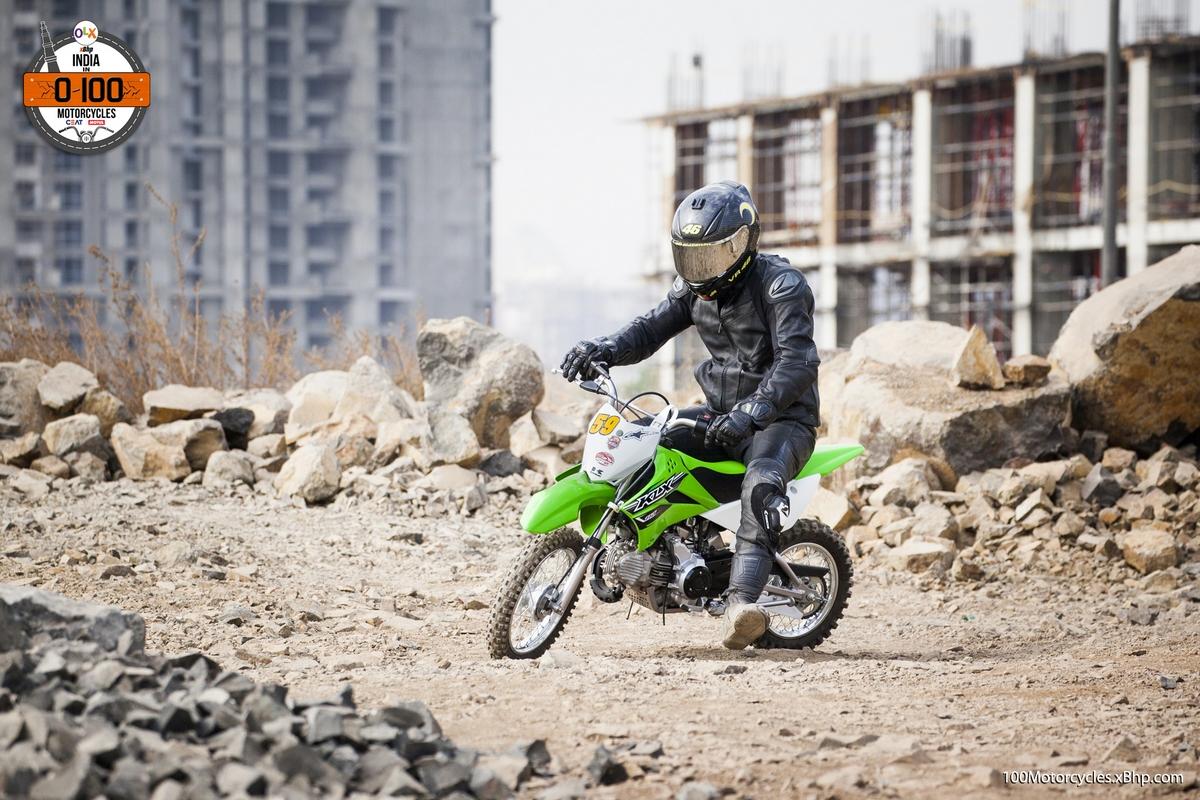 Bike #11: Kawasaki KLX 110 – The First Step - xBhp Presents