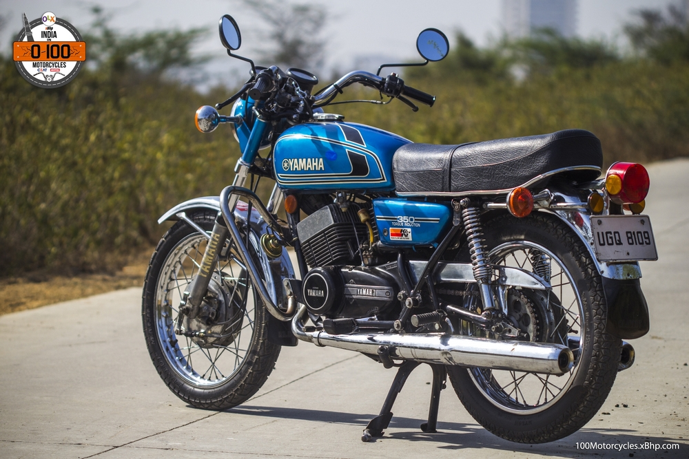 bike 23 yamaha rd 350 blast from the past 39 olx and xbhp present india in 0 100 motorcycles 39. Black Bedroom Furniture Sets. Home Design Ideas