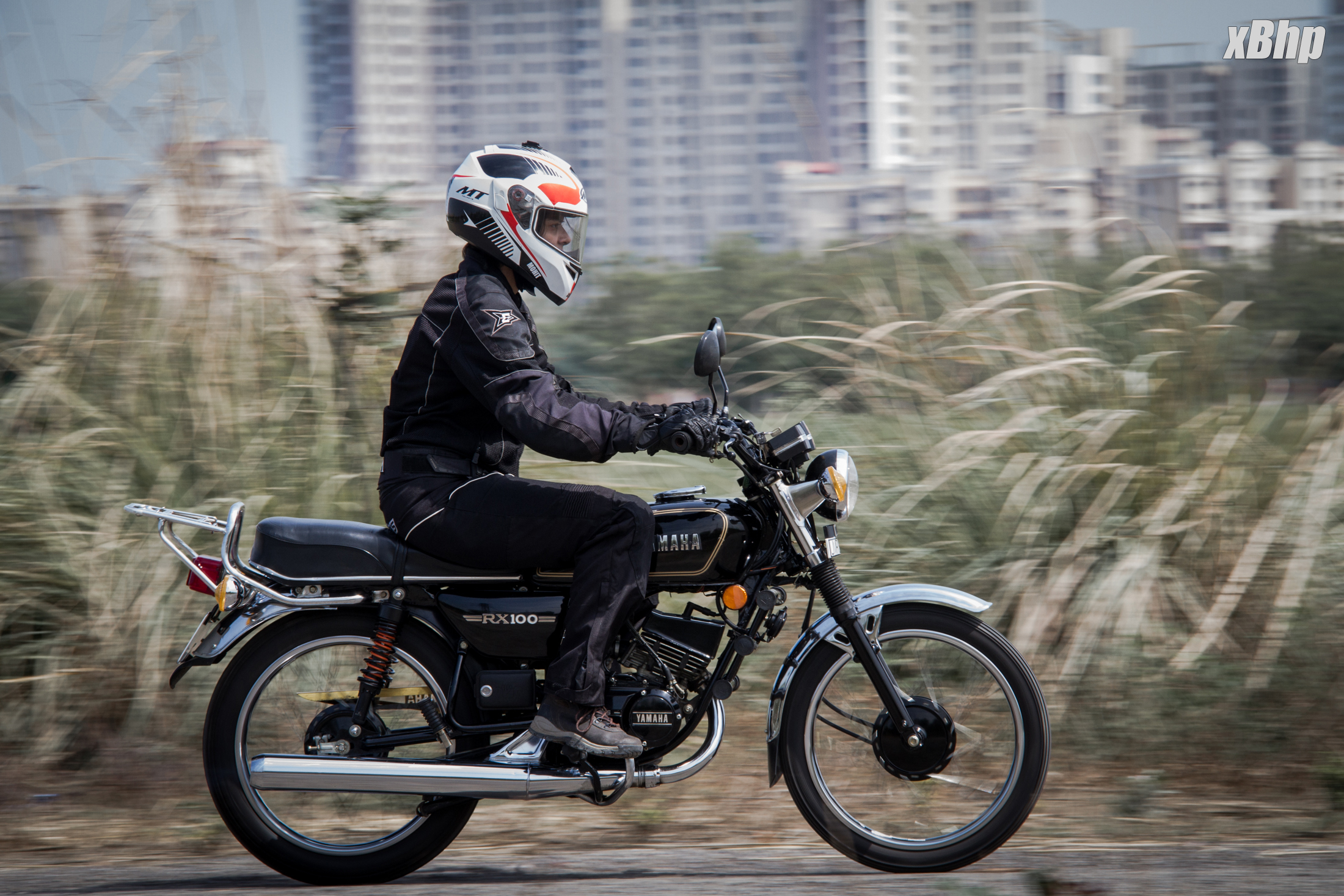 Bike #05: Yamaha RX100 - The Original Pocket Rocket - xBhp