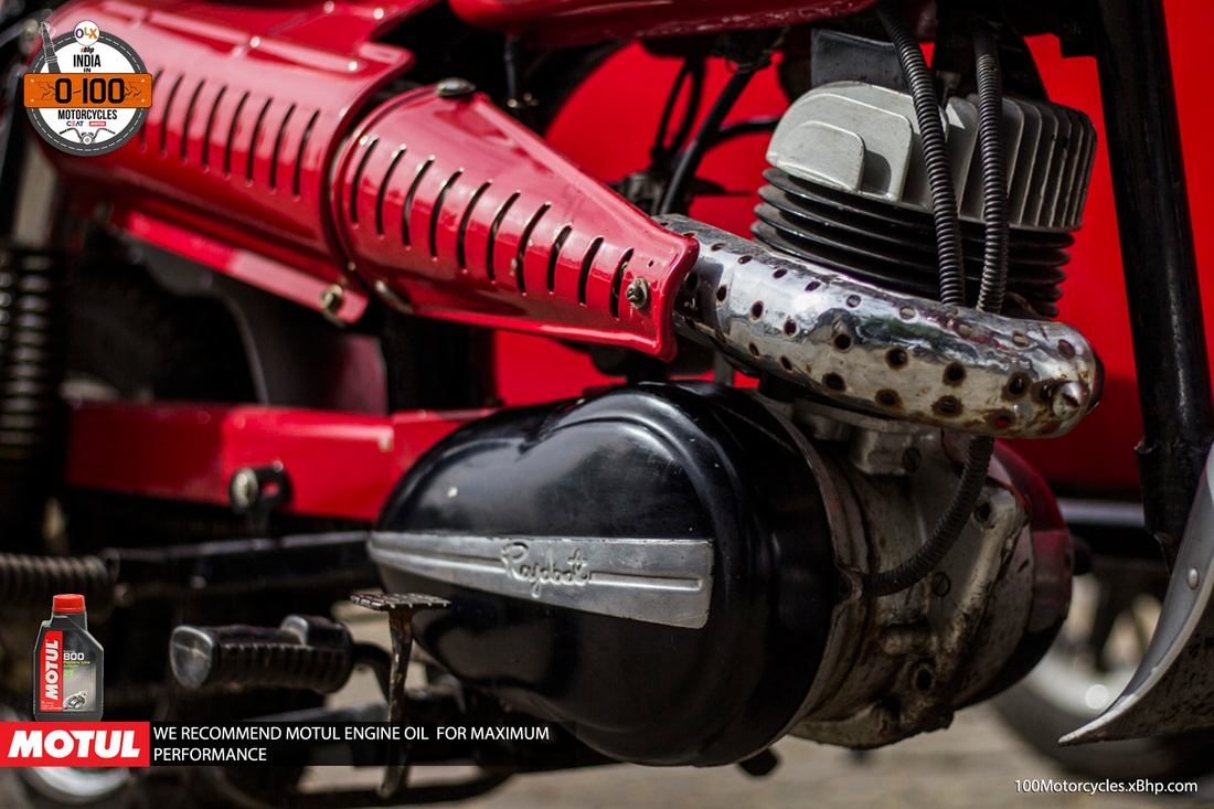 Rajdoot GTS 175 (Bobby) - xBhp Presents India in 0-100 Motorcycles'