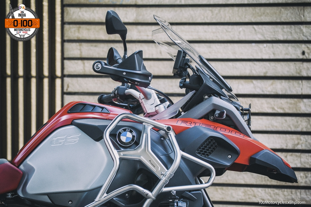 BMW R1200GS Adventure Archives - xBhp Presents India in 0-100
