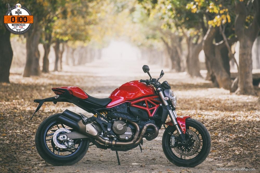 Ducati Monster 821 (25)