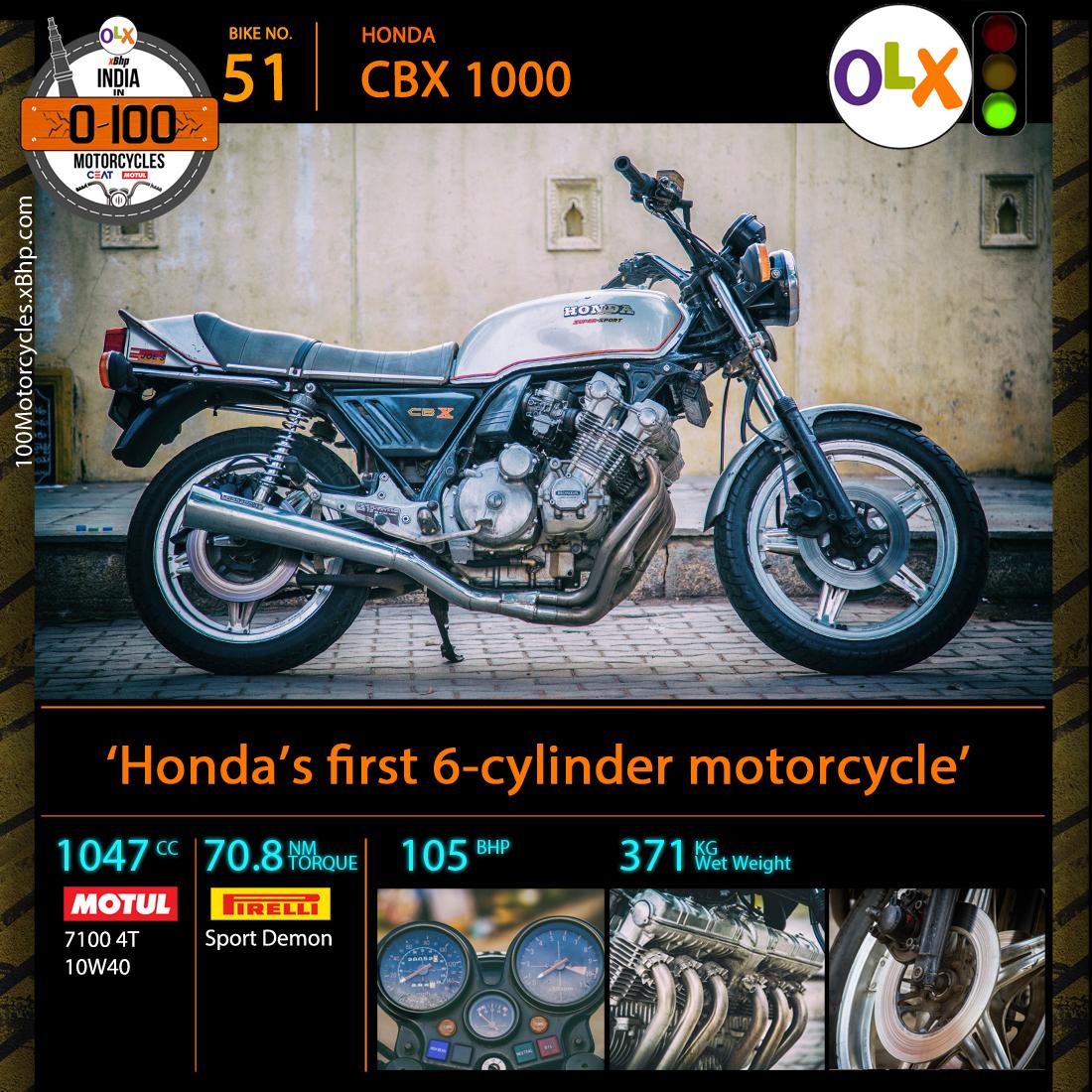 Honda CBX1000 (1)