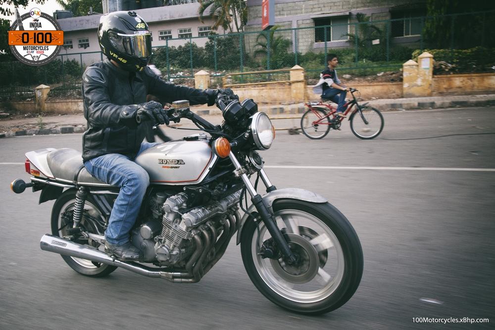 Honda CBX1000 - 100Motorcycles (2)