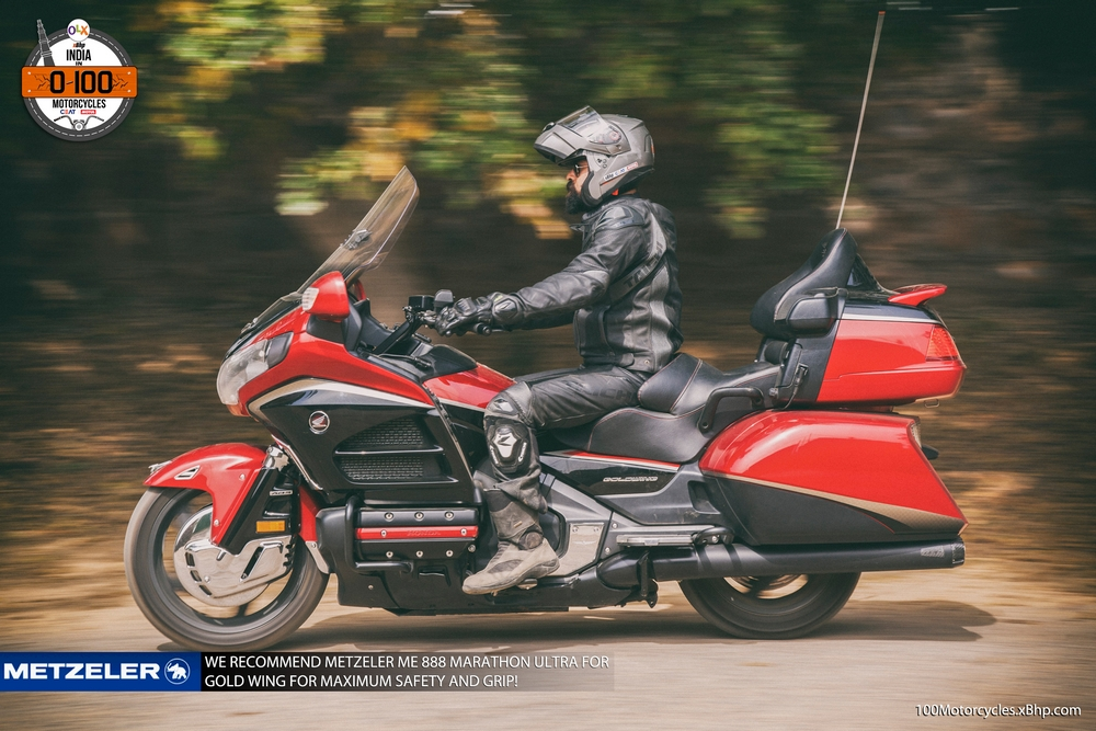 Honda Gold Wing - 40th Anniversary Edition (2)