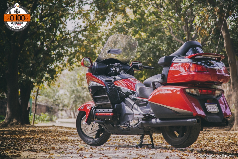 Honda Gold Wing - 40th Anniversary Edition (30)