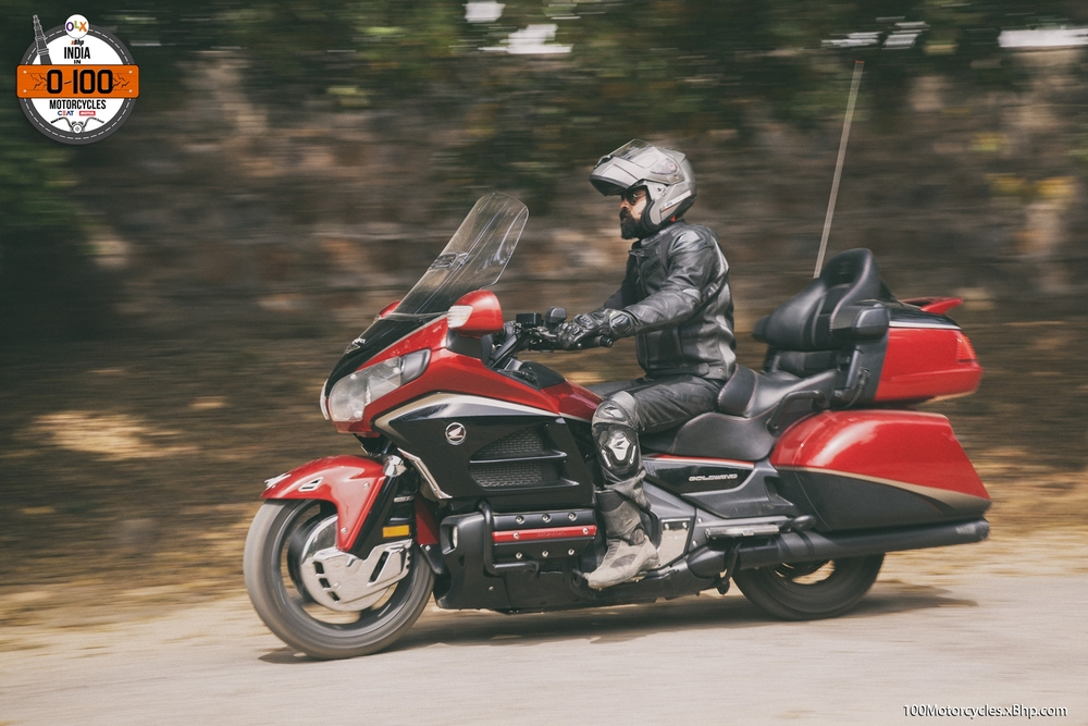 Honda Gold Wing - 40th Anniversary Edition (31)