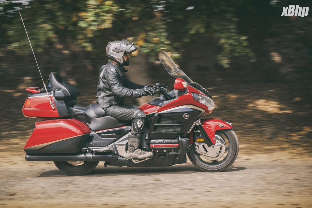 Honda Gold Wing Unmatched Luxury