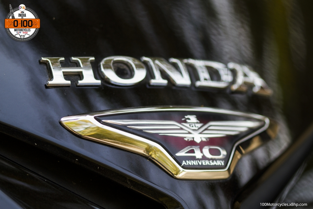 Honda Gold Wing - 40th Anniversary Edition (6)