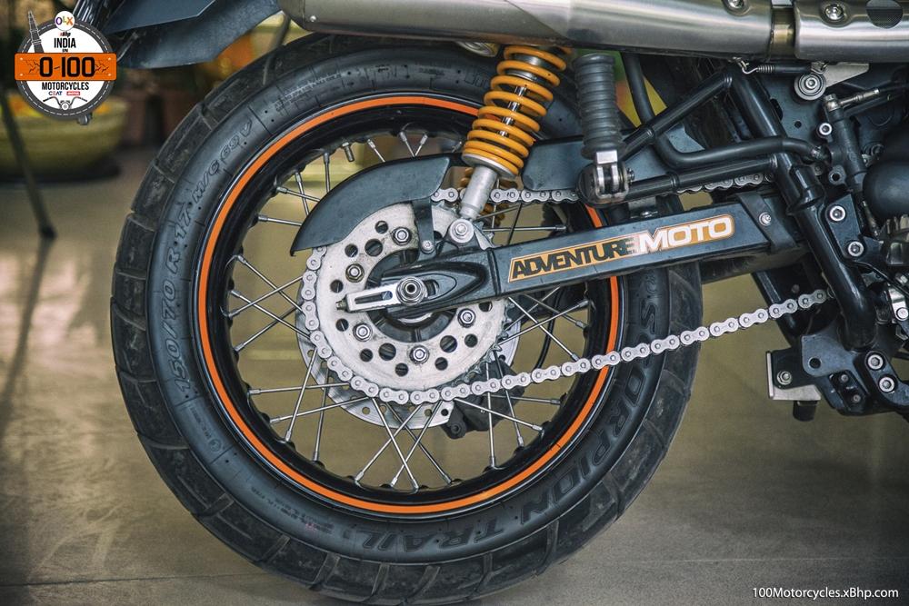 Triumph Bonneville Scrambler - 100Motorcycles (1)