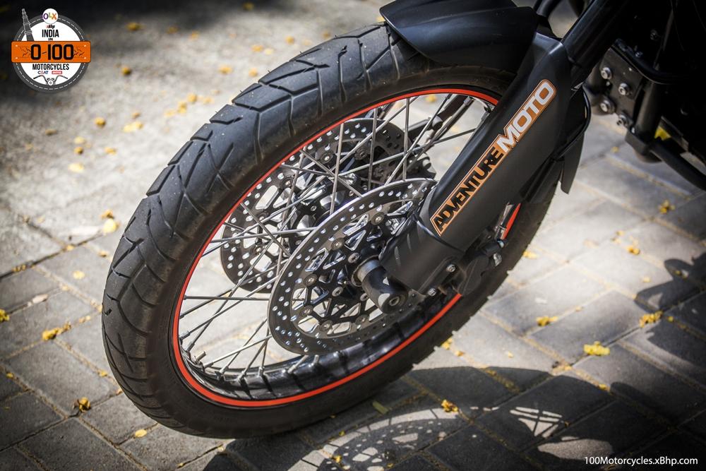 Triumph Bonneville Scrambler - 100Motorcycles (15)