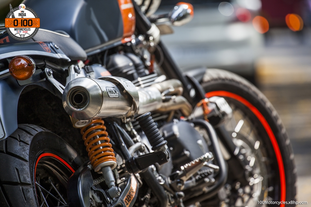 Triumph Bonneville Scrambler - 100Motorcycles (18)
