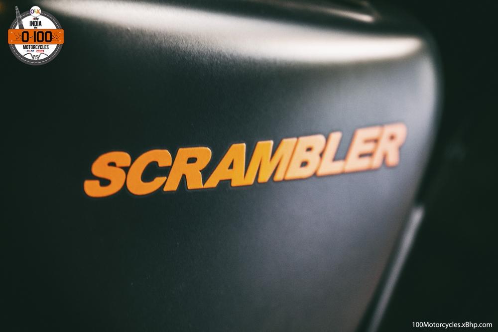 Triumph Bonneville Scrambler - 100Motorcycles (5)