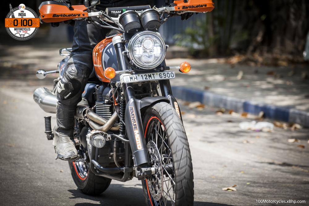 Triumph Bonneville Scrambler - 100Motorcycles (9)
