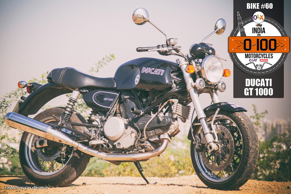Ducati GT1000 1