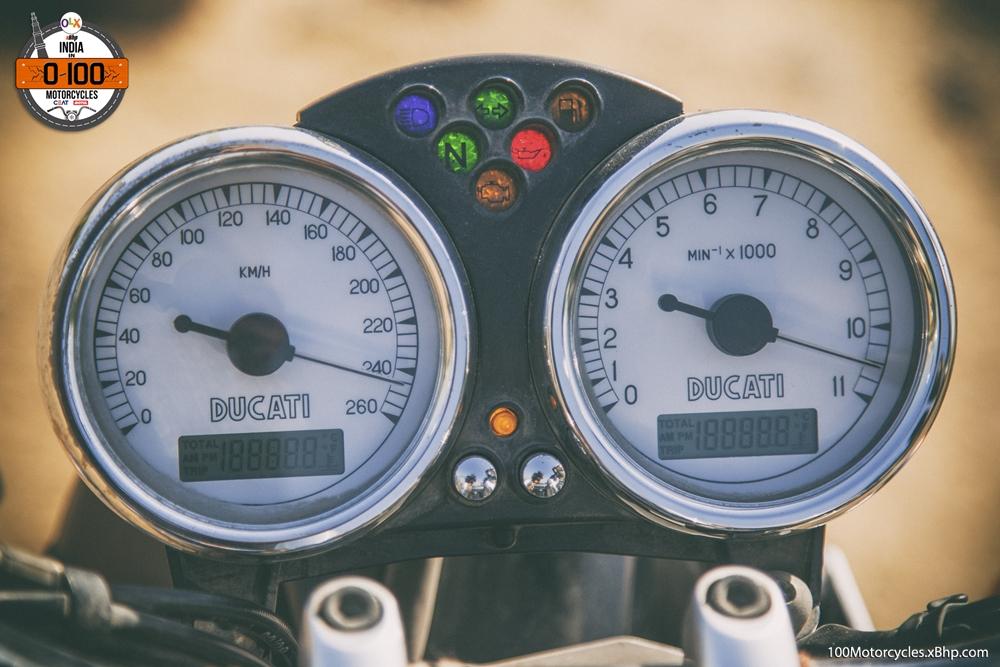 Ducati GT1000 - 4