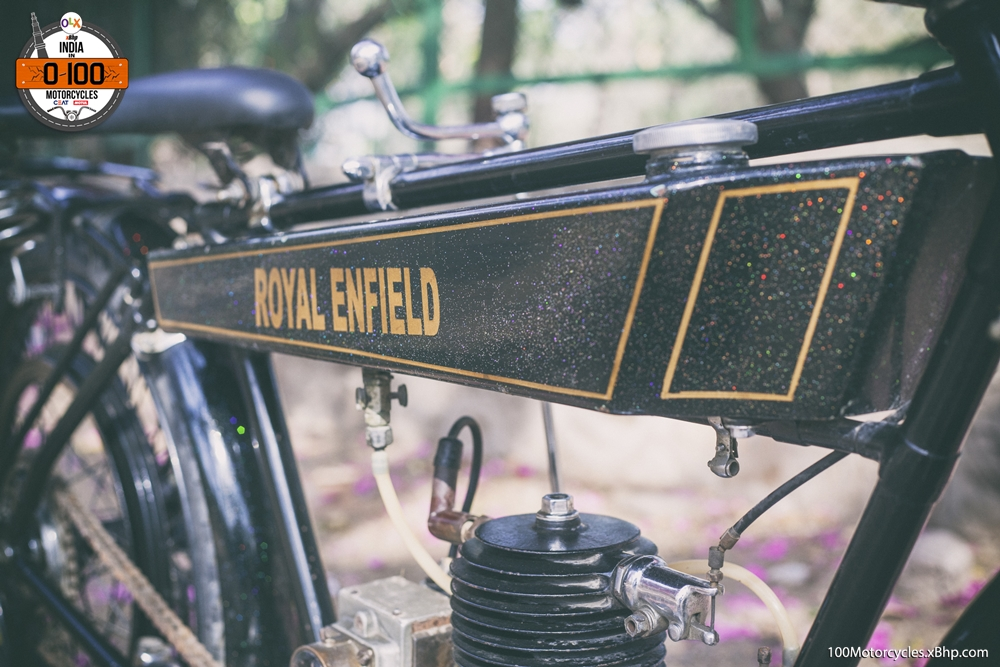 Royal Enfield 202 - 4