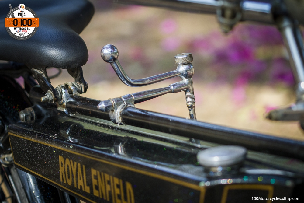 Royal Enfield 202 - 5