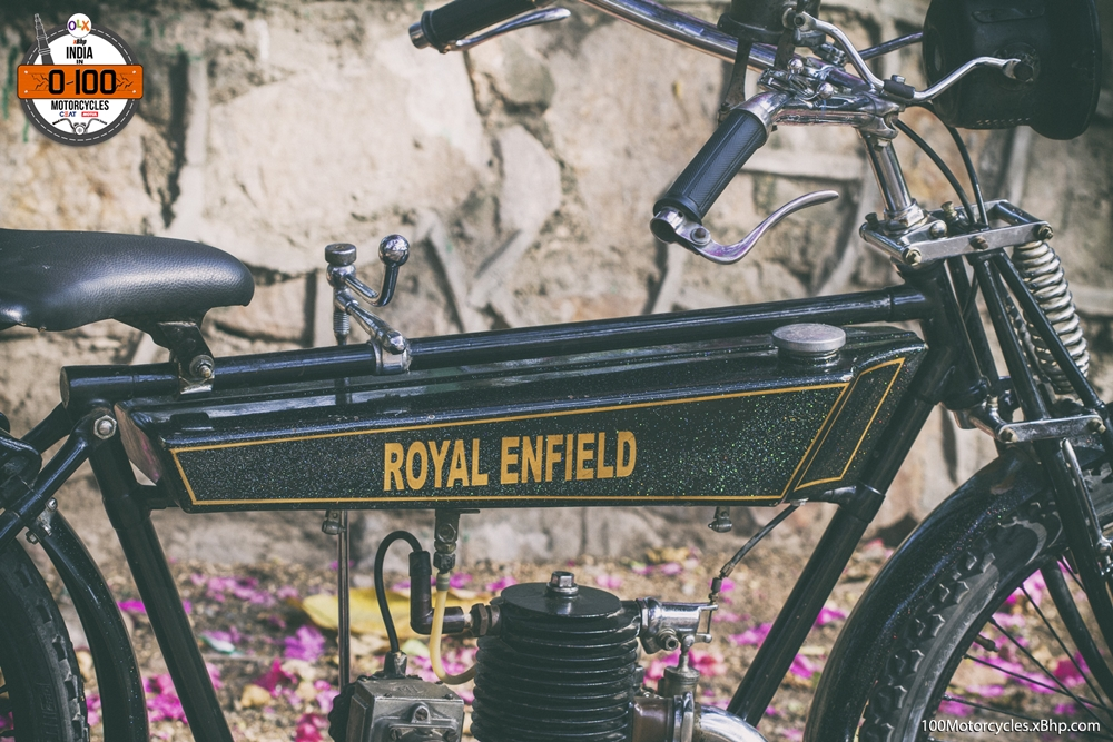Royal Enfield 202 - 7