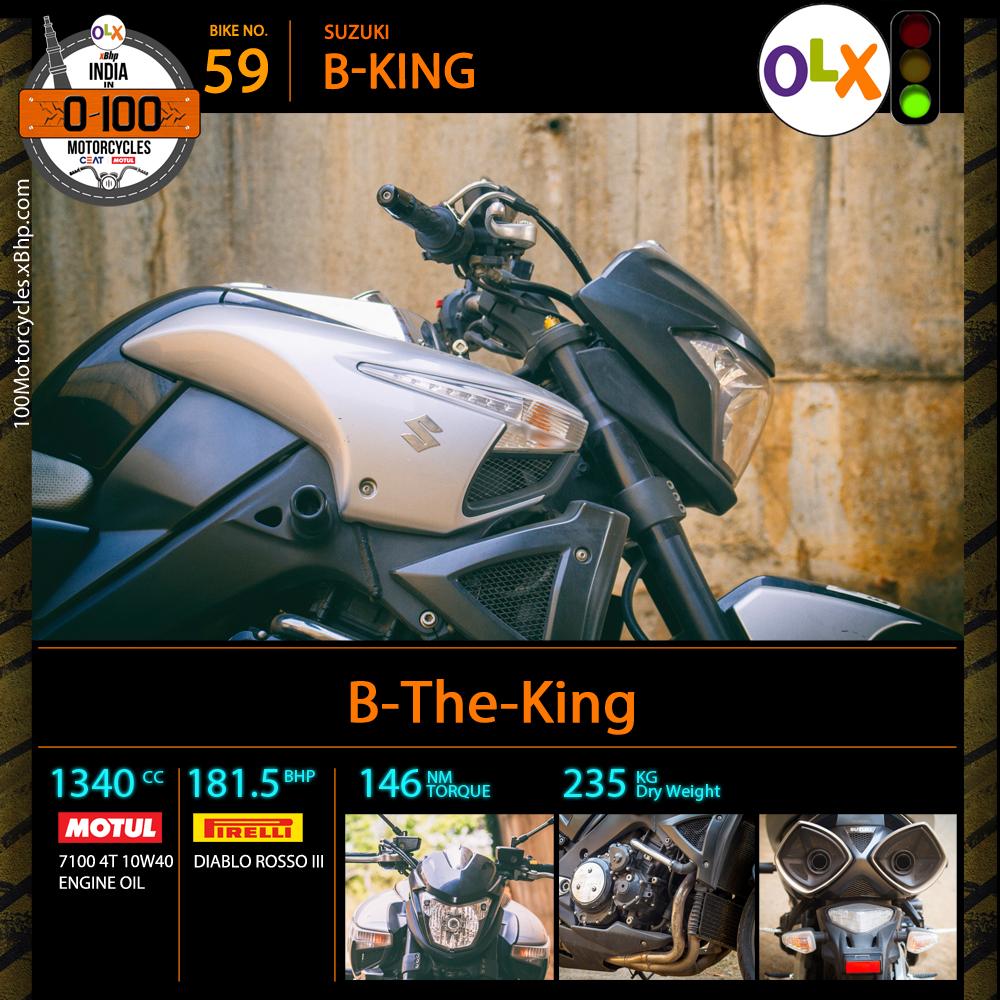Suzuki B-King (2)