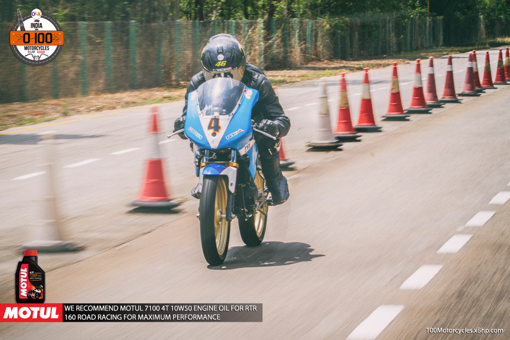 TVS RTR160 Road Racing (1)