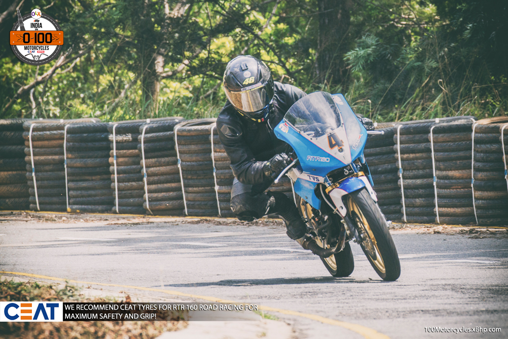 TVS RTR160 Road Racing (5)