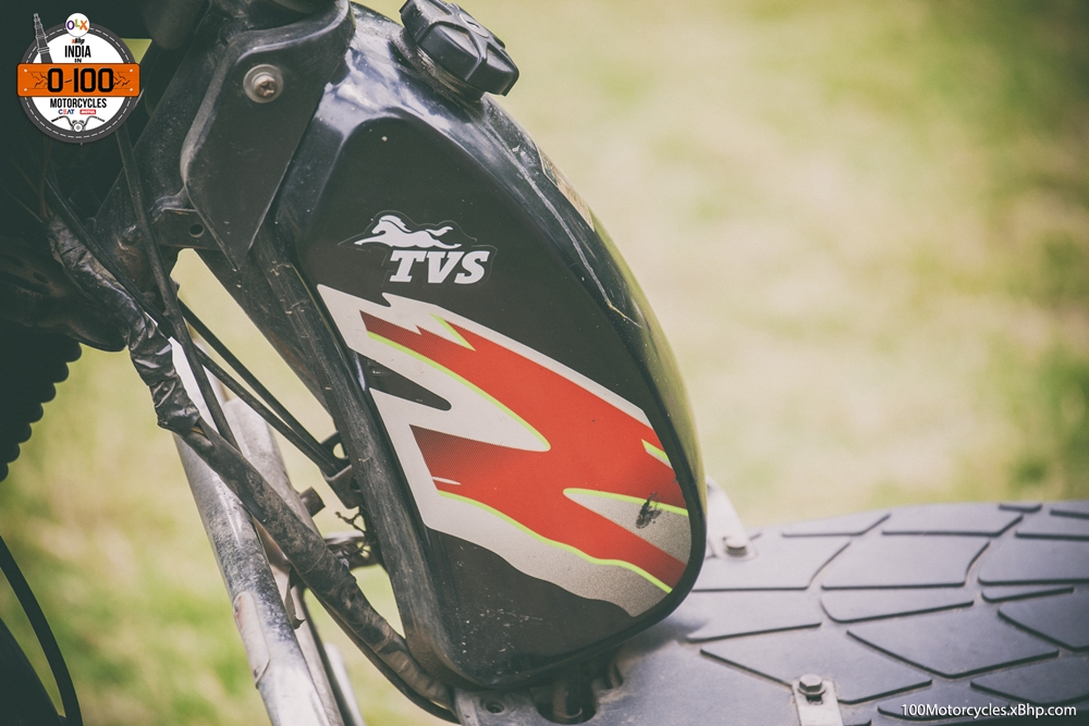 TVS XL Super Moped 4