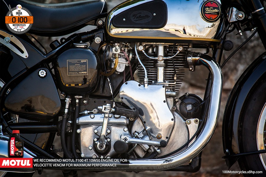 velocette_venom_India_3