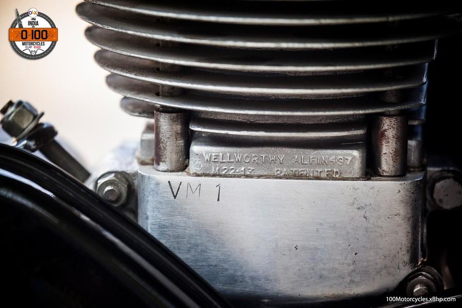 velocette_venom_India_8