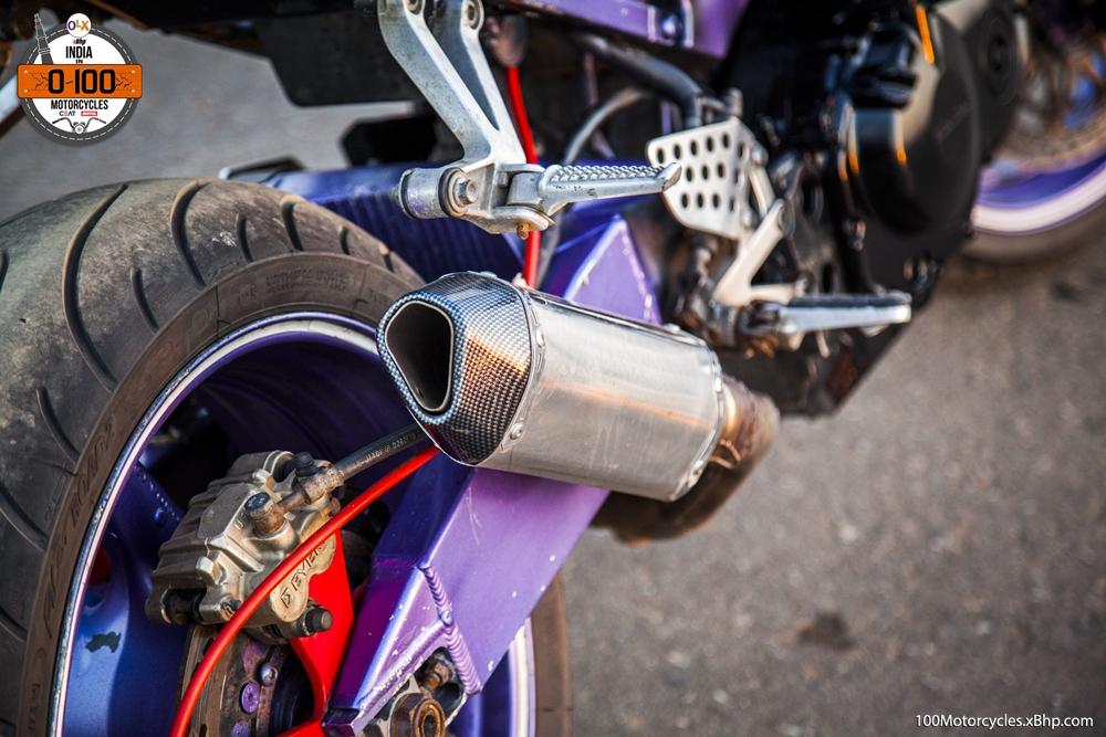 Honda CBR 929RR - 10