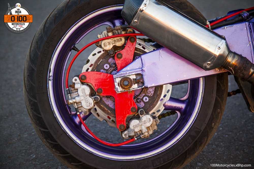 Honda CBR 929RR - 11