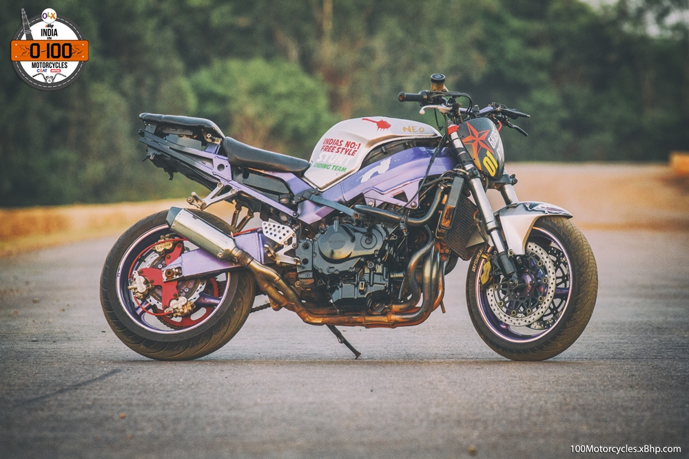 Honda CBR 929RR - 14