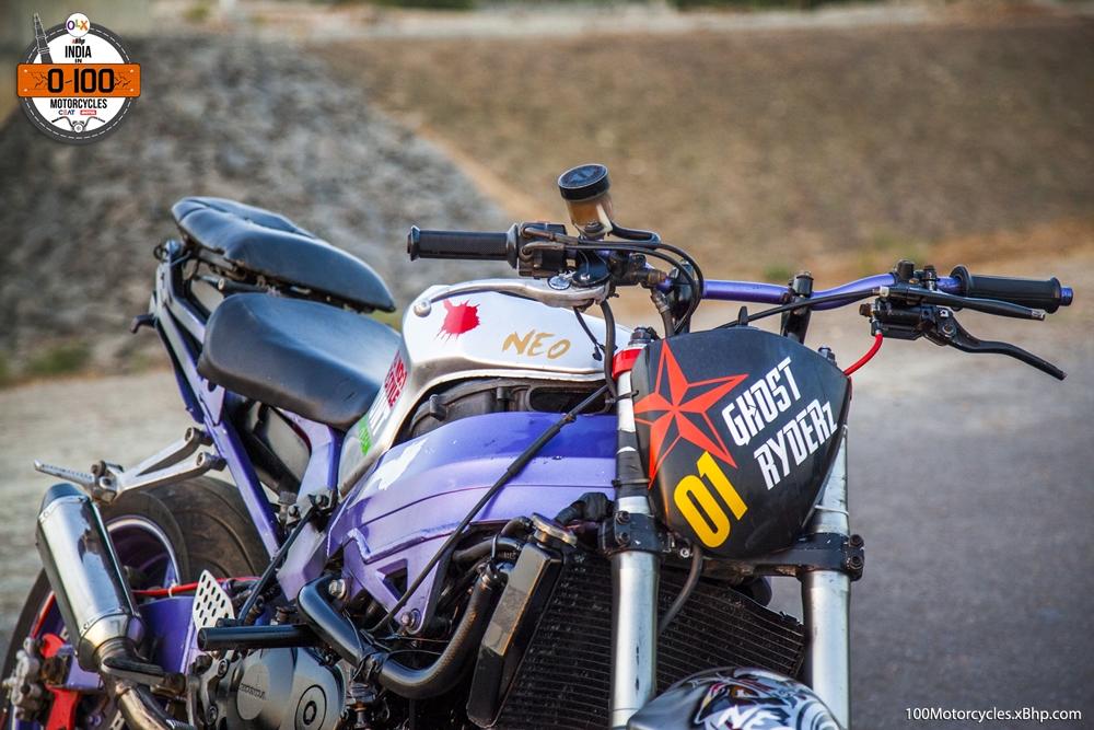 Honda CBR 929RR - 2