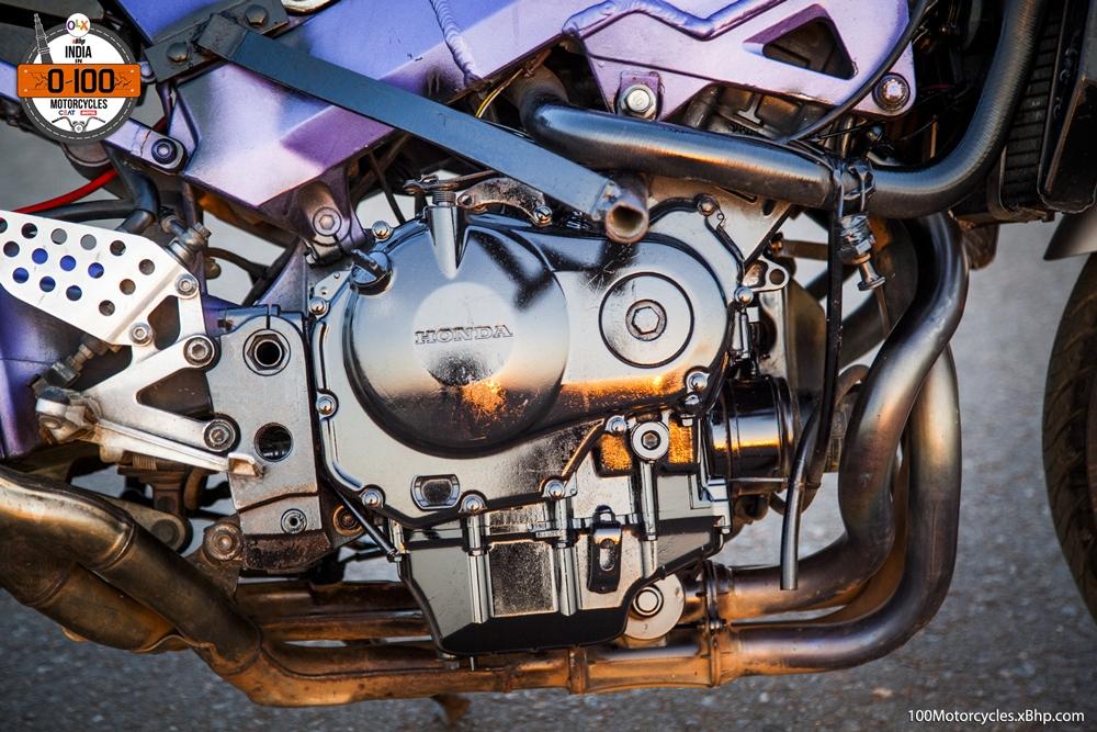 Honda CBR 929RR - 4