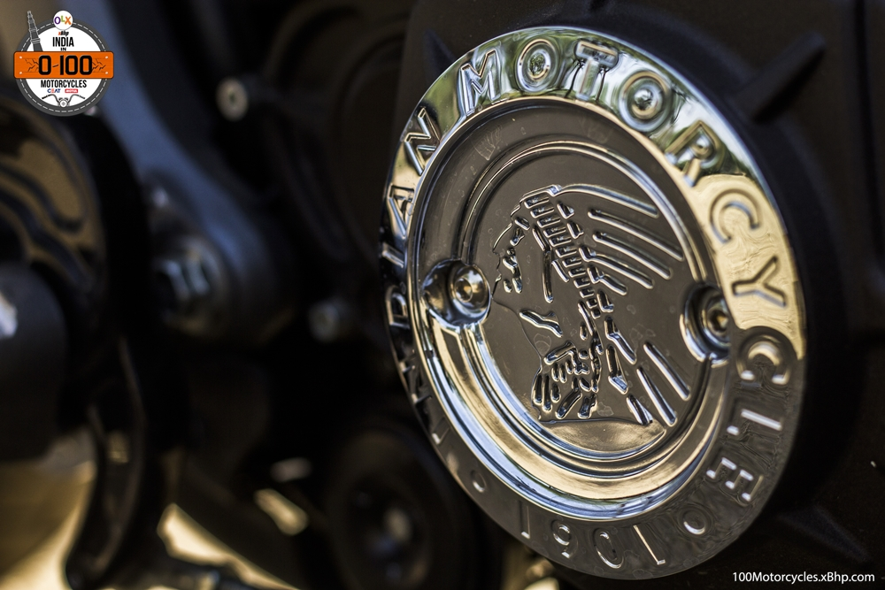 Indian Scout - 11
