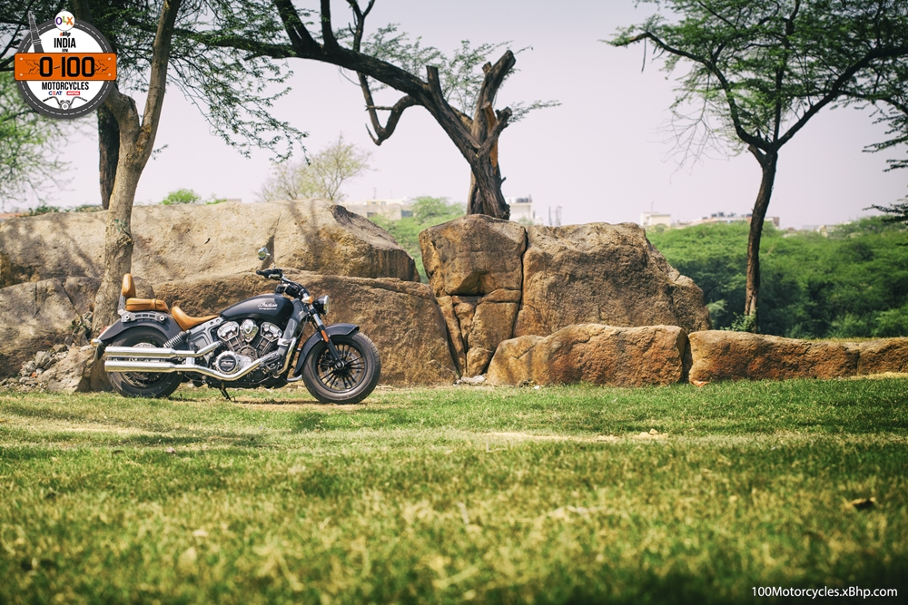 Indian Scout - 18