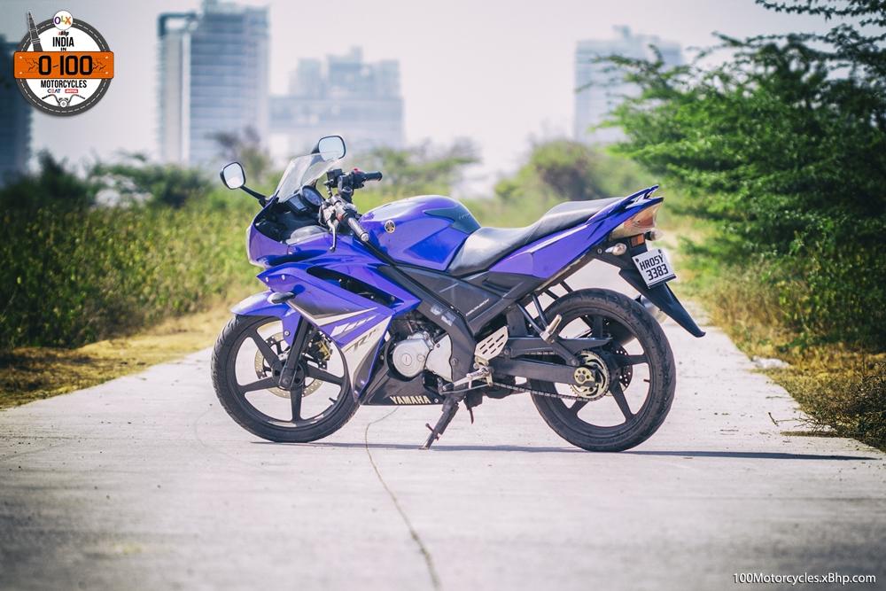 Yamaha YZF R15 1