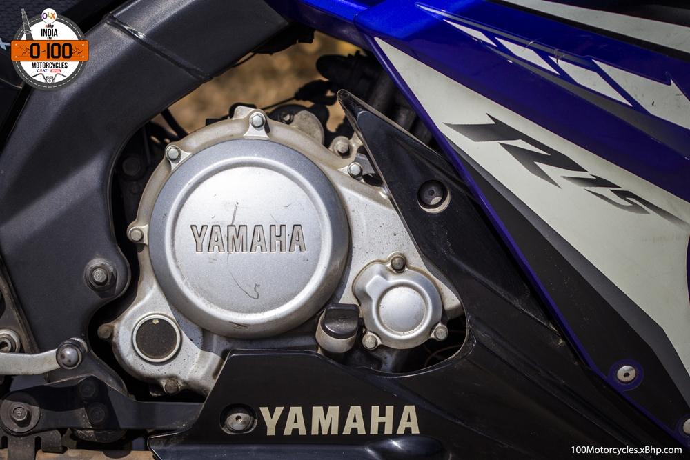 Yamaha YZF R15 13