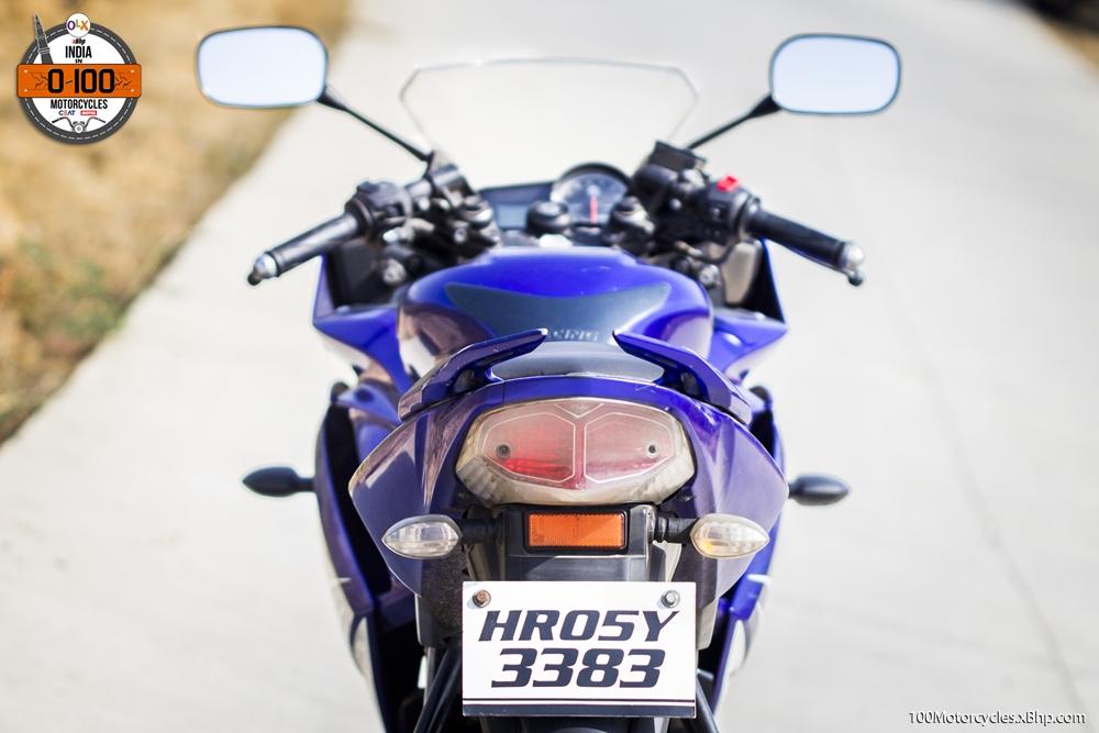 Yamaha YZF R15 19