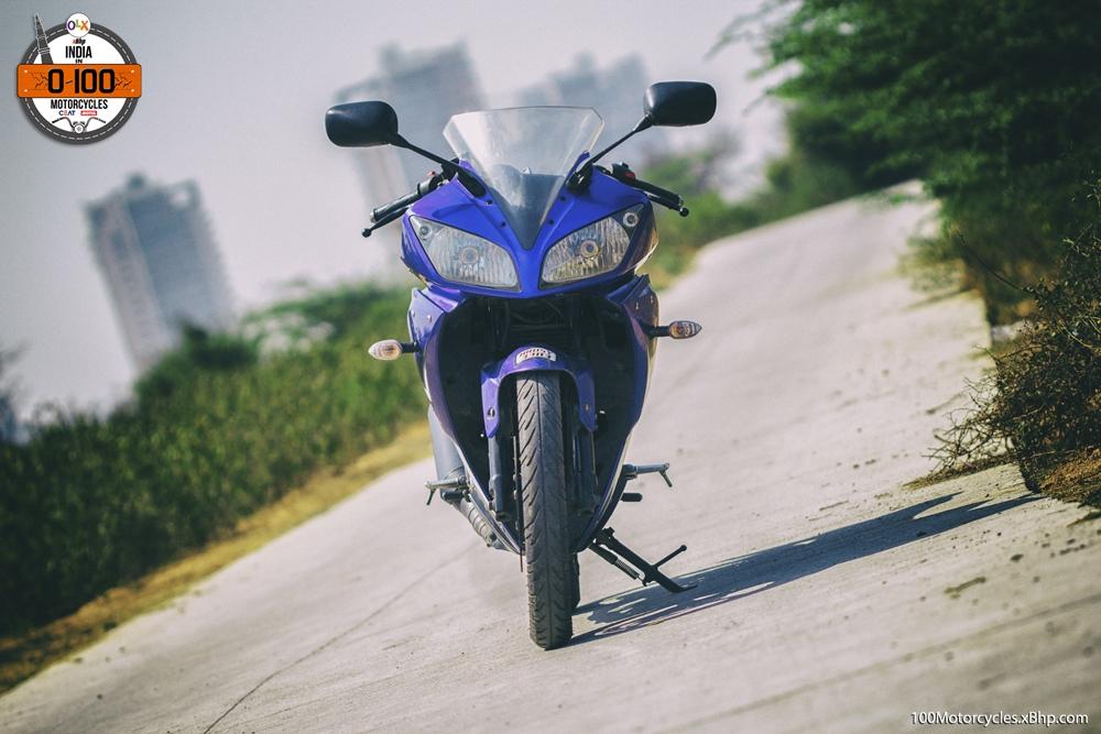 Yamaha YZF R15 2