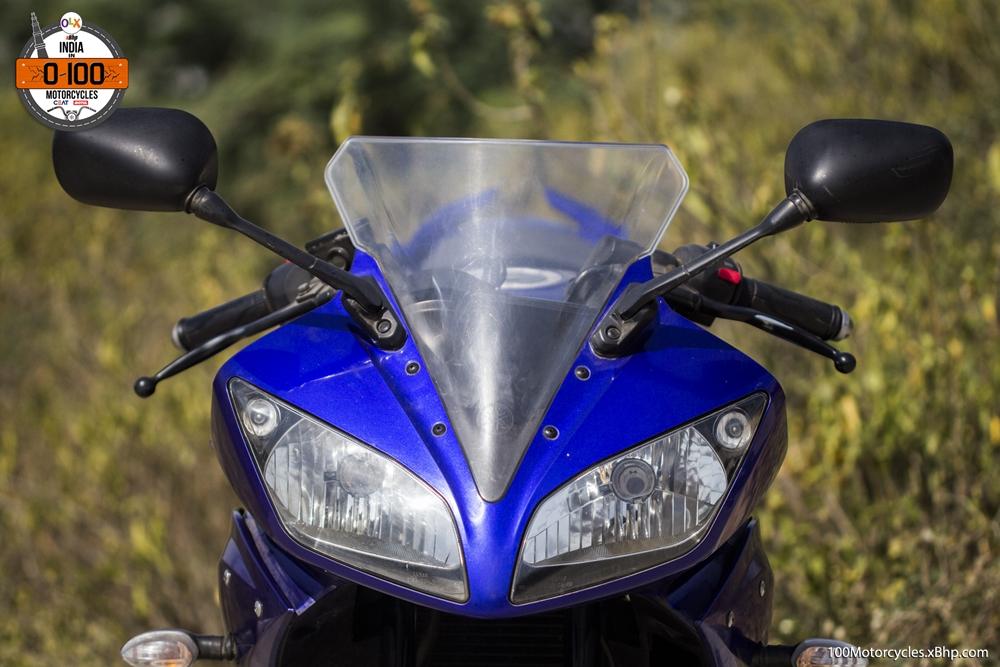 Yamaha YZF R15 3
