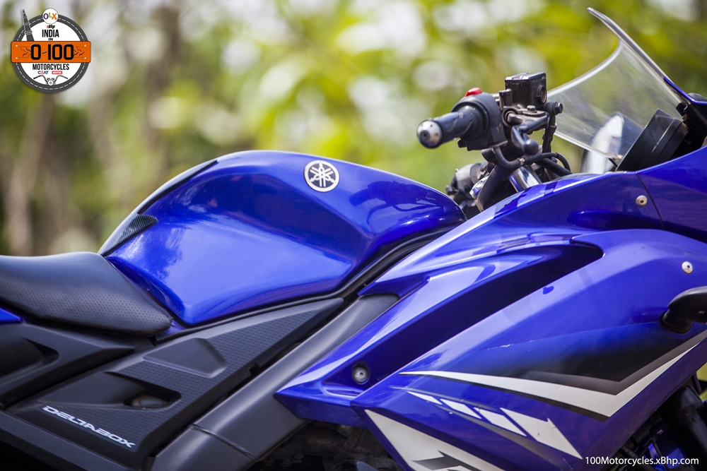 Yamaha YZF R15 5