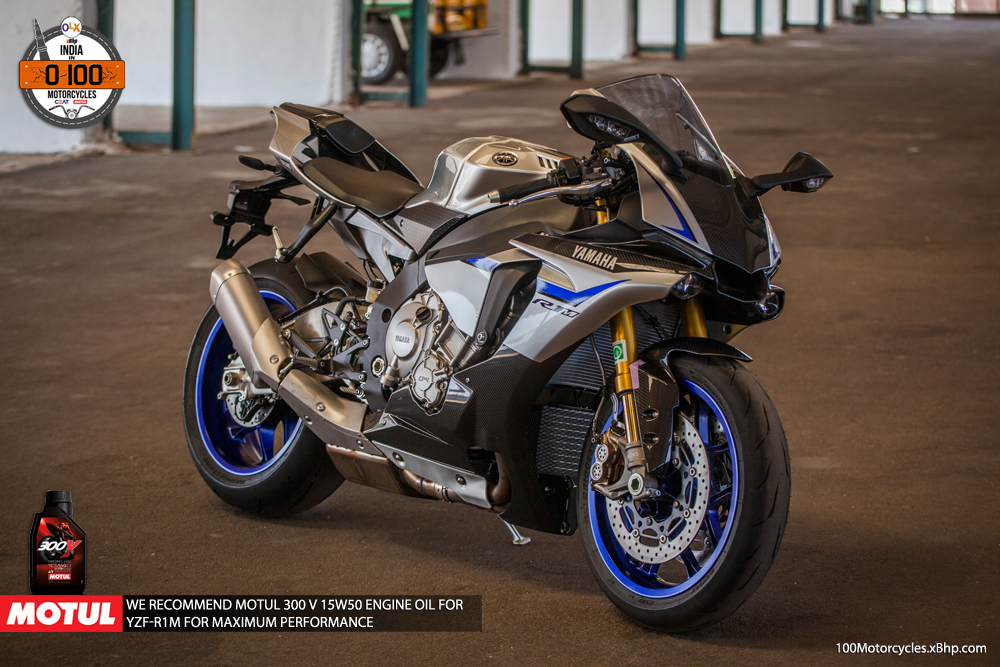 Bike#77: Yamaha YZF-R1M - The Special 1 - xBhp Presents
