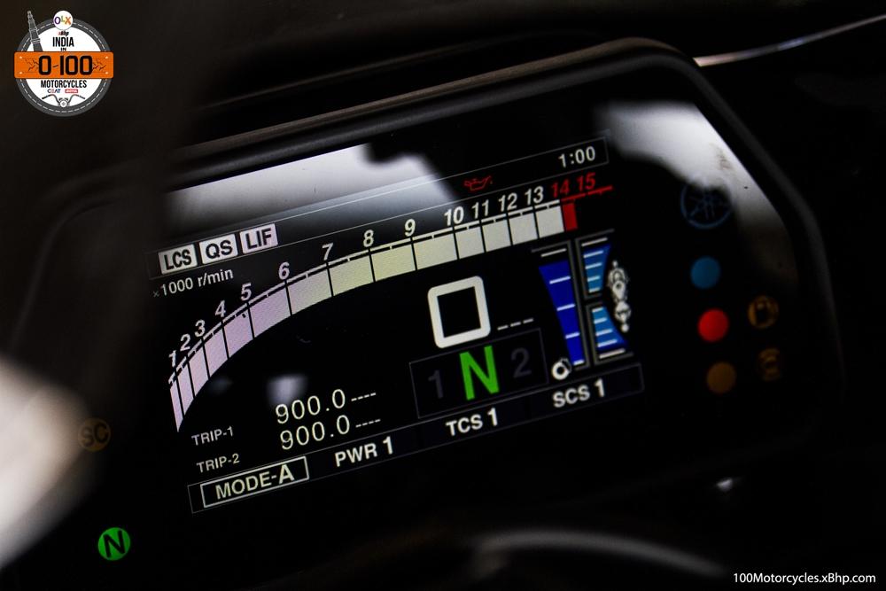 Yamaha YZF-R1M (1)