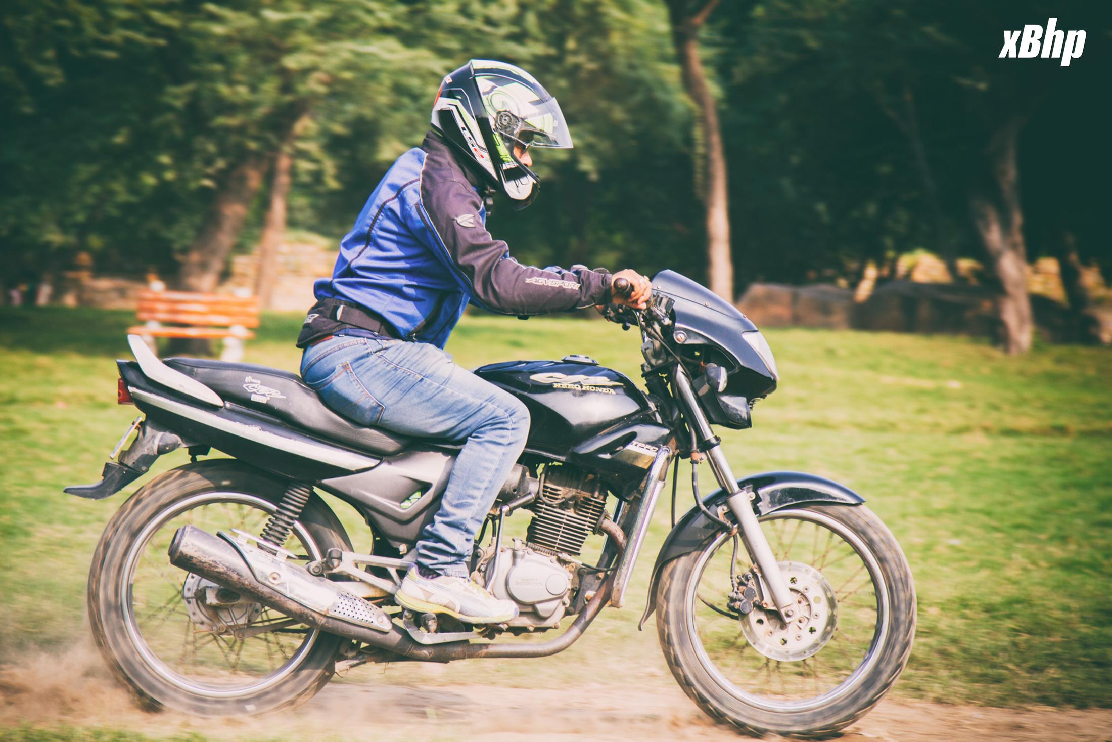 Bike #90: Hero Honda CBZ - Motorcycling Unplugged! - xBhp