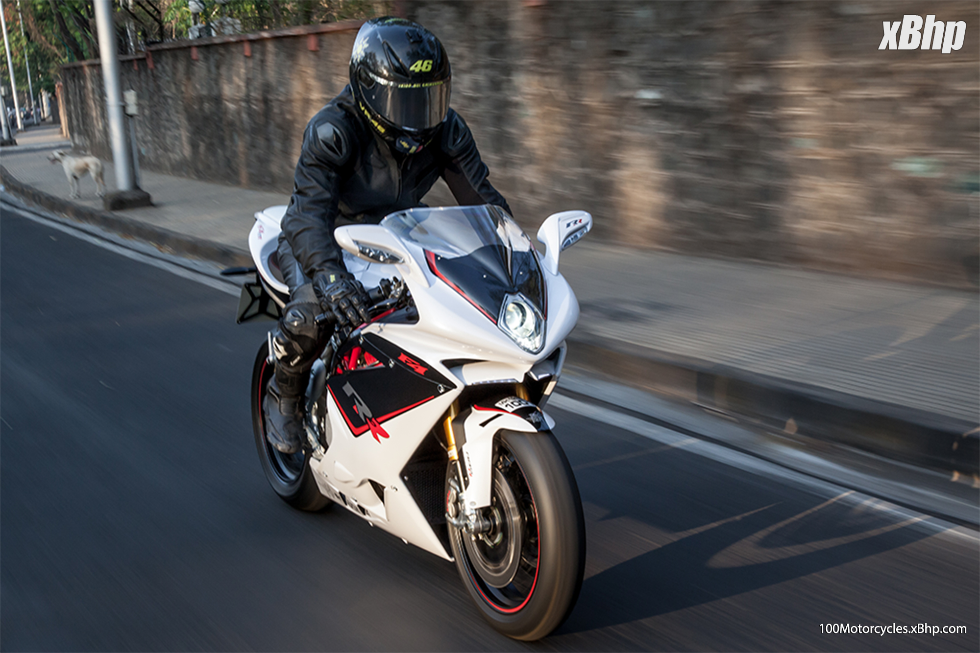 Bike #96: MV Agusta F4 RR - Art on Wheels! - 'OLX and xBhp Present ...